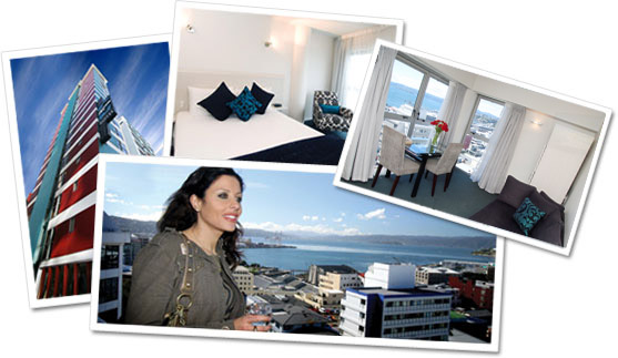 Central City Apartment Hotel Accommodation Wellington Long Term Stay